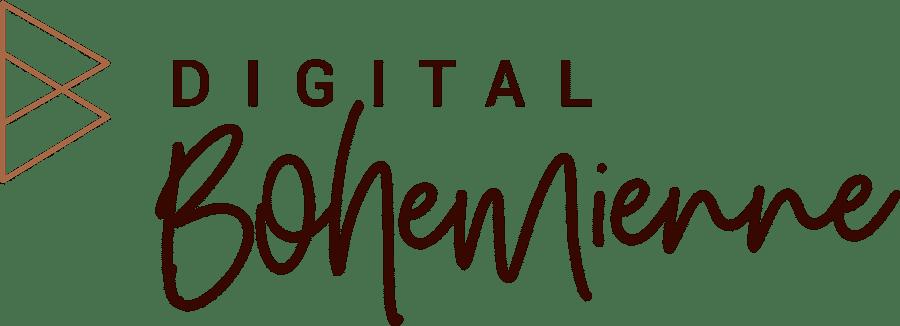logo digital bohemienne lang