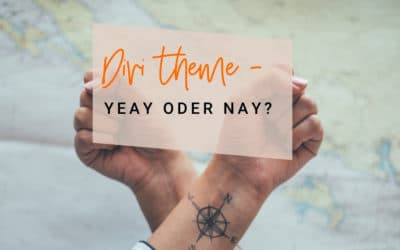 Divi Theme: yay oder nay
