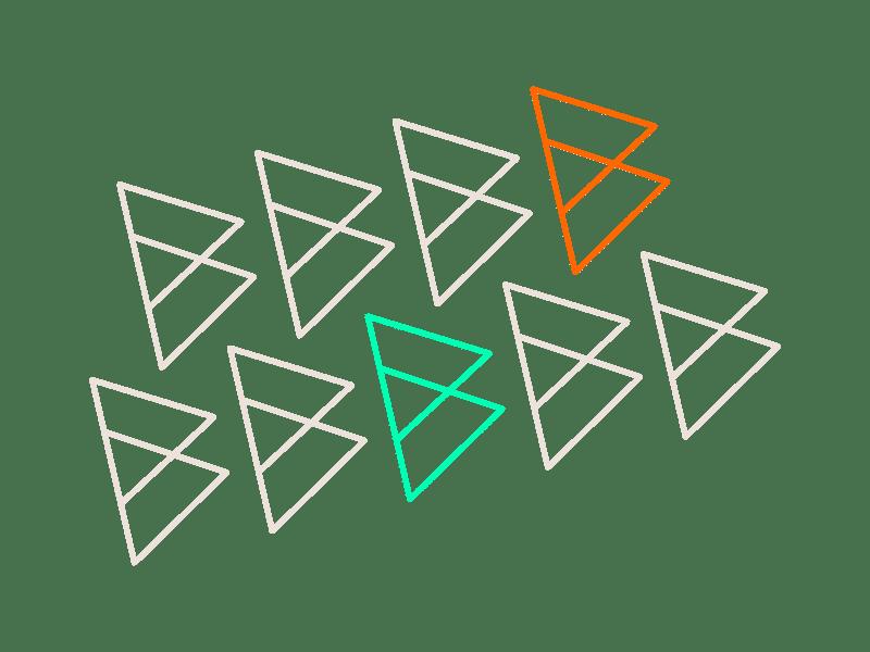logo muster ausschnitt digital bohemienne